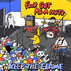 KEEP THE FLAME