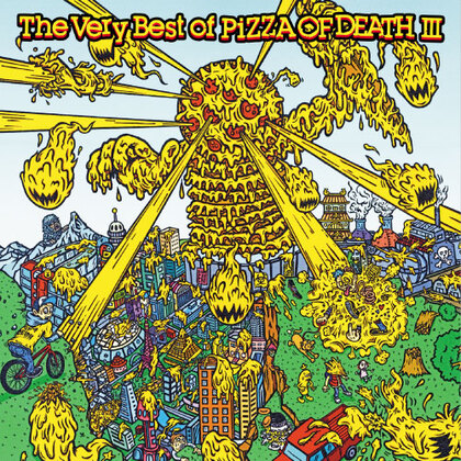 The Very Best of PIZZA OF DEATH III