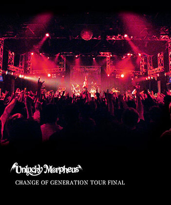 CHANGE OF GENERATION TOUR FINAL