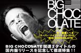 """今一番聴くべき、 スーパー・ハイブリッド・エレクトロ """"BIG CHOCOLATE"""""""