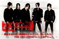 闇夜を切り裂く刹那的なメロディに、酔いしれろ。THE DREAMINGついに日本デビュー。