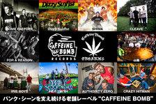 CAFFEINE BOMB RECORDS / CAFFEINE BOMB ORGANICS