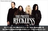 ロックンロールに選ばれたミューズ、Taylor Momsen率いる、THE PRETTY RECKLESSが5年ぶりのニュー・アルバムをリリース!