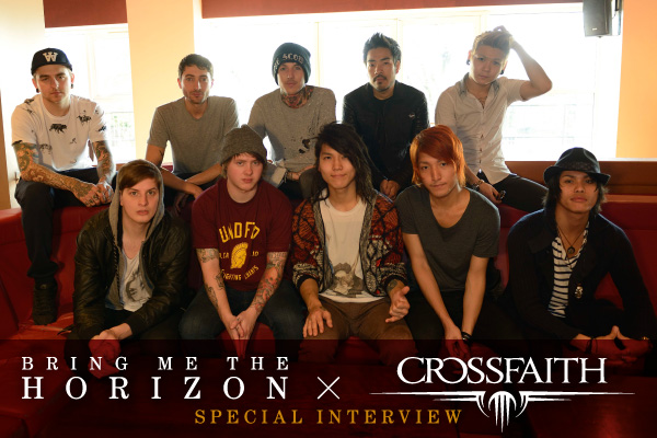 BRING ME THE HORIZON × Crossfaith