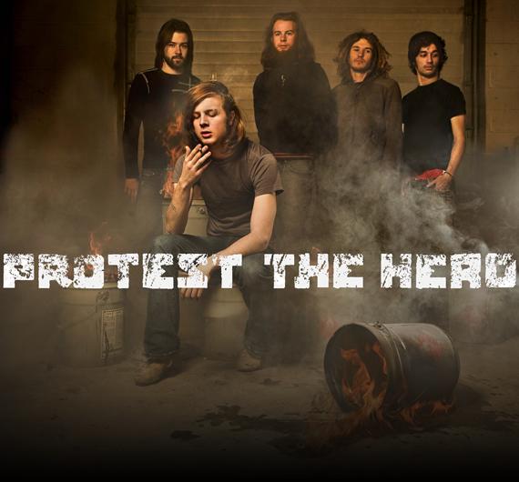 PROTEST THE HERO
