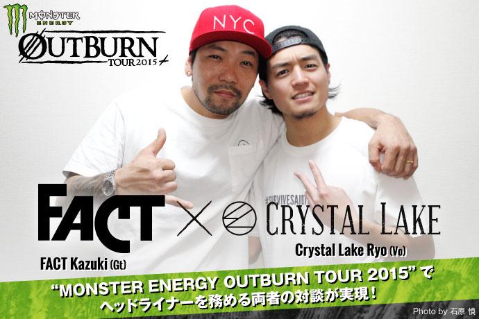 FACT × Crystal Lake