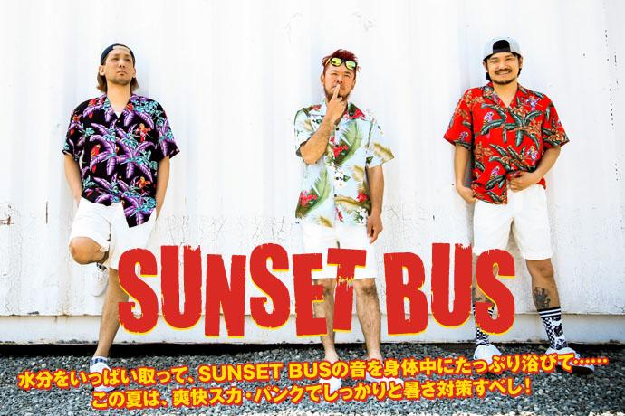SUNSET BUS
