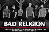 BAD RELIGION