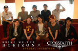BRING ME THE HORIZON × Crossfaith