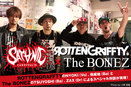 ROTTENGRAFFTY × The BONEZ