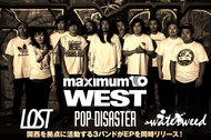 LOST × POP DISASTER × waterweed