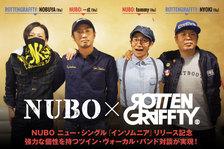 NUBO × ROTTENGRAFFTY