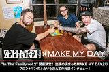 Zephyren代表GEN氏×MAKE MY DAY