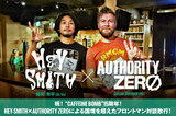 HEY-SMITH×AUTHORITY ZERO