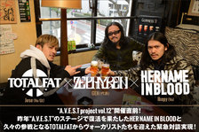 Zephyren代表GEN氏×HER NAME IN BLOOD×TOTALFAT
