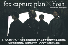fox capture plan × Yosh (Survive Said The Prophet)