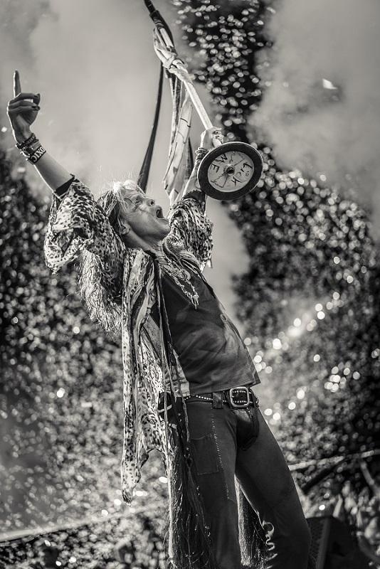 Steven Tyler(AEROSMITH)