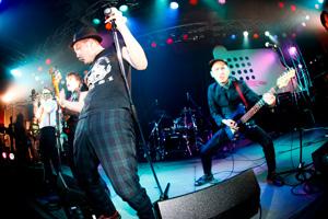 PUNKAFOOLIC! SHIBUYA CRASH 09 ライヴレポート