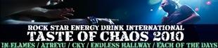 Taste of Chaos 2010ライヴレポート!!