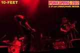 10-FEET|PUNKSPRING 2012