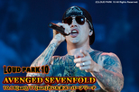 LOUD PARK 10|AVENGED SEVENFOLD