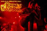 BRING ME THE HORIZON Japan Tour 2009