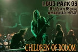 LOUD PARK 09|CHILDREN OF BODOM