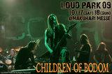 LOUD PARK 09|CHILDREN OF BODOM