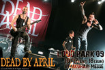 LOUD PARK 09|DEAD BY APRIL