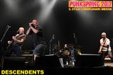 DESCENDENTS|PUNKSPRING 2012
