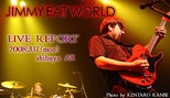 JIMMY EAT WORLD Japan Tour 2008