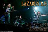 LOUD PARK 09|LAZARUS A.D.
