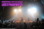 LOSTPROPHETS | PUNKSPRING 2010