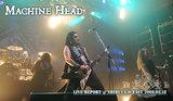 MACHINE HEAD Japan Tour 2008
