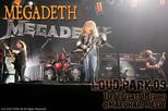 LOUD PARK 09|MEGADETH