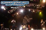 MUCC|SUMMER SONIC 2011