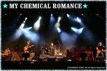 MY CHEMICAL ROMANCE SUMMER SONIC 09