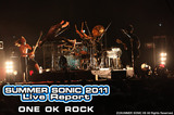 ONE OK ROCK|SUMMER SONIC 2011