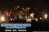 ONE OK ROCK|SUMMER SONIC 2011
