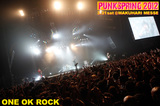 ONE OK ROCK|PUNKSPRING 2012