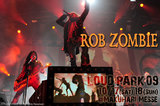 LOUD PARK 09|ROB ZOMBIE