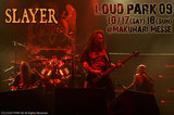LOUD PARK 09|SLAYER