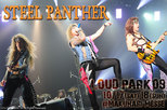 LOUD PARK 09|STEEL PANTHER