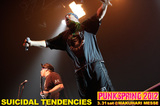 SUICIDAL TENDENCIES|PUNKSPRING 2012