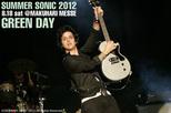 SUMMER SONIC 2012 | GREEN DAY