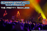 THE PRETTY RECKLESS|SUMMER SONIC 2011