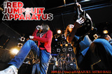 THE RED JUMPSUIT APPARATUS Japan Tour 2009