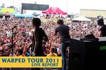 WARPED TOUR 2011