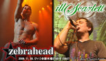 ZEBRAHEAD JAPAN TOUR 2008