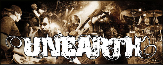 UNEARTH、MISERY SIGNALSのBranden(Dr)をツアーサポートに。